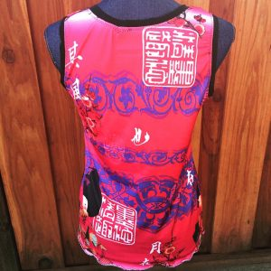 gesiha girl tank back